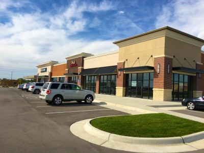Sam's Club Anchored Retail Center